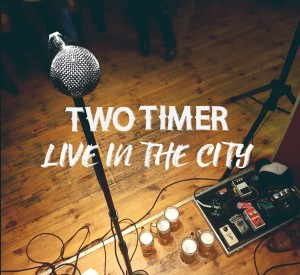 """Live in The City"" CD"